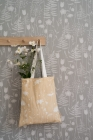 Daisy Meadow Tote bag in Golden