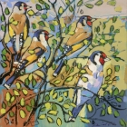 Daniel Cole - Goldfinches
