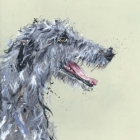 Deerhound - Card