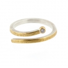 Diamond & 22ct Gold Ring