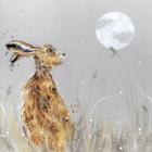 Distant Gazing Hare