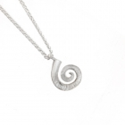 Dreki Medium Spiral Pendant