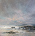 Dunstanburgh  - Original Painting
