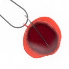Dust Necklace - Red