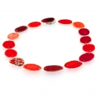 Dust Necklace Red