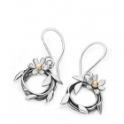 Entwined Earrings