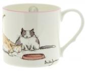 Fat Cats Mug
