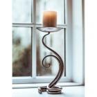 Fern Candlestick