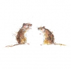 Field Mice Card