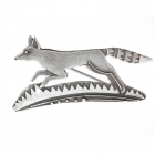 Flying Fox Brooch