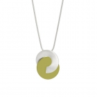 Gabo Necklace Lime