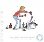 Quentin Blake George's Marvellous Medicine - It was a big bottle