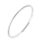 Gilly Langton Silver Bangle