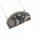 Hares necklace