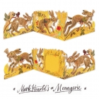 Hares pull out card