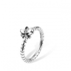 Hearts & Flowers Ring