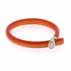 Hoop Bangle - Tangerine