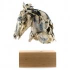 Horse on Plinth