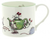 How to make tea mug