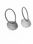 Imprint Hook Earring - Antonella Giomarelli