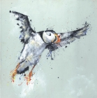 In flight - Limited Edition Print on Canvas