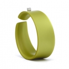 Jetson Wide Bangle - Lime