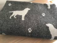 Labrador Throw