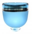 Large Reduction Bowl - Turquoise Blue