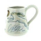 Leaping Hare Jug