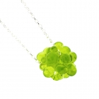 Lime Molecule Pendant