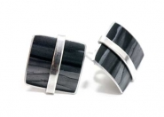 Linear Studs - Black