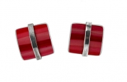 Linear Studs - Red