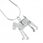 Little Dog Necklace