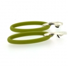 Lulu earrings lime