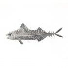 Mackerel Brooch