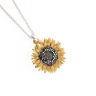 Medium Sunflower Pendant