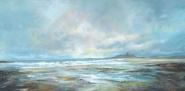 Morning Tide Bamburgh