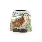 Owl vessel