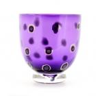 Purple Spot Reduction Bowl