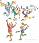 Special Order Quentin Blake - Celebration