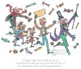 Quentin Blake - Roald Dahl - Charlie & The Chocolate Factory