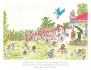 Quentin Blake - Roald Dahl - Don't Ride on that Crocodile!