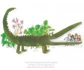 Quentin Blake - Roald Dahl - Enourmous Crocodile