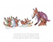 Quentin Blake - Roald Dahl - Fantastic Mr Fox