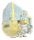 Quentin Blake - This is Simpkin