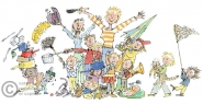 Quentin Blake All Join In- Special Order