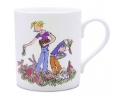 Quentin Blake Feeding the Rabbits Mug