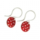 Red Polka Drops