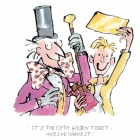 Roald Dahl - Charlie & the Chocolate Factory