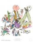 Roald Dahl & Quentin Blake - Birthday Edition